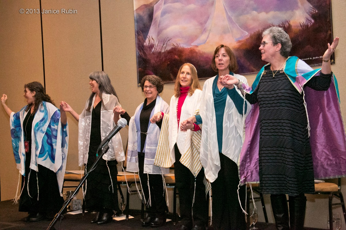 ALEPH Ordains Two Rabbis, Three Rabbinic Pastors and One Hazzan