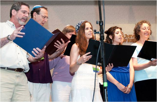 Speakchorus torah