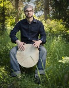 Storyteller Brian Rohr 2013©Meryl Alcabes