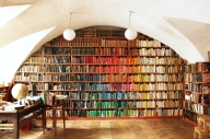The Rainbow Library, 2011 © Peter Puklus