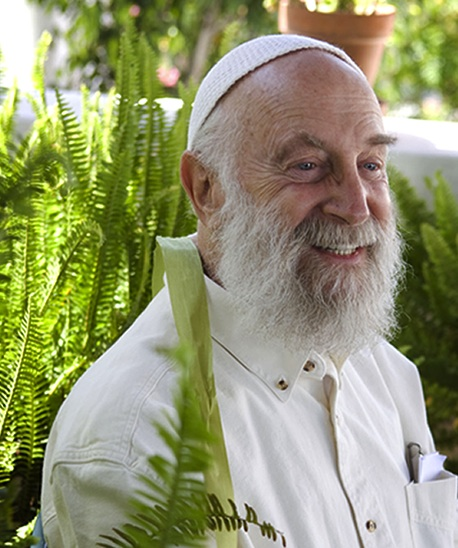 Rabbi David Cooper