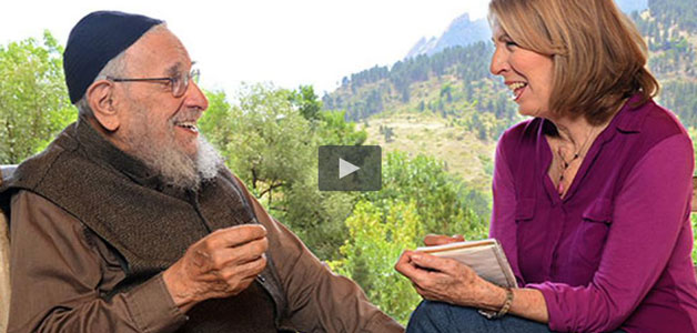Sara Davidson and Reb Zalman on PBS