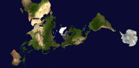 Dymaxion map