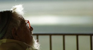 This photograph of Reb Zalman Schachter Shalomi was taken by Alan Briskin in August, 2004. Reb Zalman was convening an initiative called Rishi involving a small group of individuals exploring subtle realms for the purpose of global healing.  Alan is donating this print of Reb Zalman to bless his memory and further the great work of ALEPH. Please visit his website at www.alanbriskin.com to see his books on the stirring of soul and collective wisdom. You can also link to his full gallery of photographs.