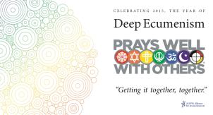 Deep Ecumenism