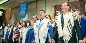 2015 Smicha Ceremony - Photo by Janice Rubin