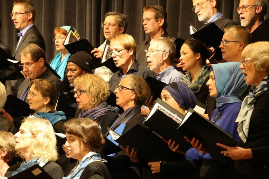 Interreligious Choir Frankfurt