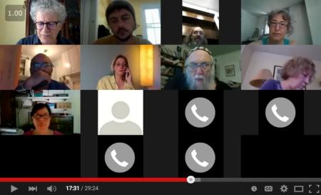 YouTube Yahrzeit Screenshot