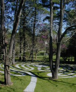The Church of the Loving Shepherd (CLS) Labyrinth is available to all people as a non-denominational, cross-cultural tool for well-being. Please call 610-692-8280 to confirm dates and times of these guided walks, or for more information.